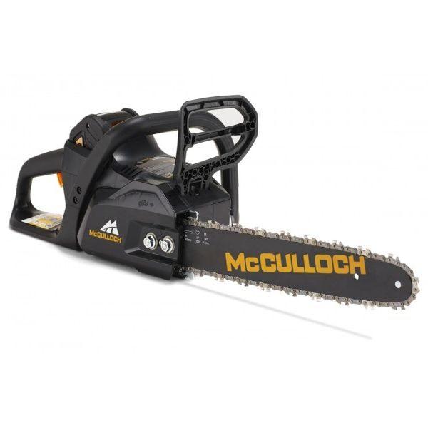 McCulloch Battery Chainsaw Li-40CS